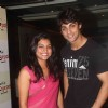 Karan Wahi and Mamta at Ritz Jee Le Ye Pal press meet, Vie Lounge