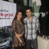 Kinshuk Mahajan and Simran at Ritz Jee Le Ye Pal press meet, Vie Lounge