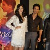 Sonam and Shahid Kapoor at Mausam film music success bash at JW Marriott
