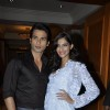 Shahid and Sonam at Music success party of film 'Mausam' at Hotel JW Marriott in Juhu, Mumbai