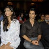 Pankaj, Shahid and Sonam at Music success party of film 'Mausam' at Hotel JW Marriott in Juhu, Mumba