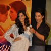 Shahid and Sonam Kapoor at Music success party of film 'Mausam' at Hotel JW Marriott in Juhu, Mumbai