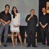 Anil, Shahid, Sonam and Pankaj Kapoor at Music success party of film 'Mausam' at Hotel JW Marriott