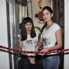 Katrina Kaif launches Mad-O-Wat salon at Bandra, Mumbai