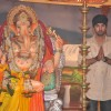 Ranbir Kapoor at RK Studio Ganapati Immersion