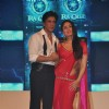 Shah Rukh Khan and Kareena Kapoor on the Ra.One music launch