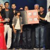 Cast and Crew on the Ra.One music launch