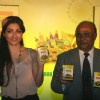 Soha Ali Khan unveils Organic Herbs Enriched Masala by MPS at Hotel Peninsula Grand in Saki Naka, Mumbai
