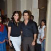 Shahid Kapoor and Sonam Kapoor at Press Conference of Film 'Mausam' on IAF issues at JW Marriott