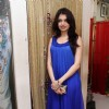 Bhagyashree at Nisha Sagar's latest anaarkalis 'SMITTEN' at Juhu, Mumbai
