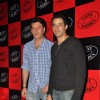 Aditya Pancholi and Zulfi Syed at Steve Madden Iconic Footwear brand launching party at Trilogy