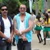Sanjay Dutt and Ajay Devgn in the movie Rascals | Rascals Photo Gallery