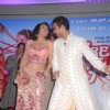 Jagrat Desai and Sasha Goradia at Music launch of movie 'Tere Mere Phere'