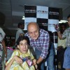 Anupam Kher at the screening of Havai Dada for kids of ADAPT at Spastics Society, Bandra