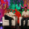 Sanjay Dutt and Sachin Tendulkar at Coca-Cola India and NDTV 'SUPPORT MY SCHOOL' campaign event