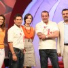 Raageshwari, Sachin Tendulkar, Dia Mirza, Sanjay Dutt and Boman at NDTV 'SUPPORT MY SCHOOL' event