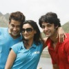 Rati Pandey with Karan Wahi in Ritz JeeLe Ye Pal