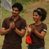 Kinshuk Mahajan in Ritz JeeLe Ye Pal with his partner
