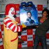 Shah Rukh Khan during the launch of McDonald�s Happy Meal contest for his  film promotion 'Ra.One' in Mumbai