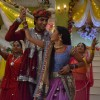 Still from the show Dharampatni