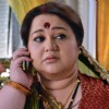 Supriya Rains Shukla as Saroj Gala from show Dharampatni