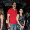 Indrani Haldar with Vishwajeet Pradhan in 'Maryaada Lekin Kab Tak' tvshow completion party