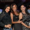 Deeya Singh with Indrani and Kamya in 'Maryaada Lekin Kab Tak' tvshow completion party of 200 episod