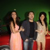 Himesh, Purbi and Sonal shoots new music video for his film 'Damadamm' at Filmistan