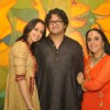 Ila Arun with Ishita Arun and jams with Dhruv Ghanekar live performence for Rajsthani 'The Rani and The Rowady Rajas' at Blue Frog