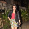 Sonakshi Sinha at Akshay Kumar's movie 'Speedy Singh' bash