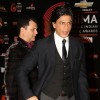 Shah Rukh Khan at 'Chevrolet Global Indian Music Awards' at Kingdom of Dreams in Gurgaon