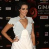 Neha Dhupia at 'Chevrolet Global Indian Music Awards' at Kingdom of Dreams in Gurgaon