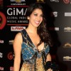 Sophie Chowdhary at 'Chevrolet Global Indian Music Awards' at Kingdom of Dreams in Gurgaon