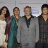 Pankaj Kapoor with Supriya Pathak at premiere of film MAUSAM at Imax, Wadala in Mumbai