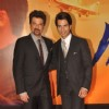 Shahid with Anil Kapoor at Premiere of film 'Mausam' at Imax, Wadala in Mumbai