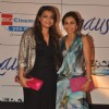 Vaibhavi Merchant, Rani Mukherji at Premiere of film 'Mausam' at Imax, Wadala in Mumbai