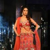 Mallika Sherawat walks the ramp for Anjalee and Arjun Kapoor at Aamby Valley City India Bridal Week 2011 Day 1 at Saharastar, Mumbai