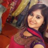 Tapeshwari Sharma on the sets of Sasural Genda Phool