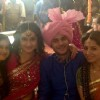 Jay Soni, Neha Narang, Ragini Khanna and Ridheema Tiwari on the sets of Sasural Genda Phool