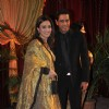 Anup Soni and Juhi Babbat at ITA Awards at Yashraj studios in Mumbai
