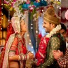 Geet and Maan wedding pic