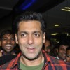 Salman Khan spotted returning back after successful surgery at the Mumbai International Airport
