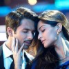 Shahid Kapoor & Sonam Kapoor as Harry and Aayat