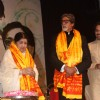 Lata Mangeshkar 82nd birthday bash at Shanmukhanand Hall