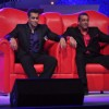 Host of Bigg Boss 5 Salman Khan with Sanjay Dutt