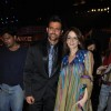 Sussanne K Roshan and Hrithik Roshan at the finale of Just Dance at Filmcity, Mumbai