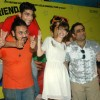 Kalki Koechlin, Kunal Ganjawala and Prateik Babbar at My Friend Pinto movie promotion event at Malad