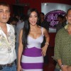 Kumar Gaurav, Sofia Hayat & Raj Zutshi at Mahurat of Film A GOODNITE at Cinemax Versova. .