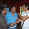 Girish Wankhede, Girish Ranade & Kay Kay Menon at Mahurat of Film A GOODNITE at Cinemax Versova