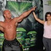 Gul Panag learns fitness tips from world champion Marius Dohne